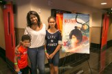 Nicki Micheaux and kids