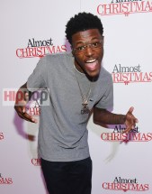 "ATLANTA, GA - OCTOBER 26: DC Young Fly attends ""Almost Christmas"" Atlanta screening at Regal Cinemas Atlantic Station Stadium 16 on October 26, 2016 in Atlanta, Georgia. (Photo by Paras Griffin/Getty Images for Universal Pictures)"