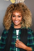 """ATLANTA, GA - JANUARY 09: Cynthia Bailey attends """"Growing Up Hip Hop Atlanta"""" season 2 premiere party at Woodruff Arts Center on January 9, 2018 in Atlanta, Georgia. (Photo by Paras Griffin/Getty Images for WEtv)"""