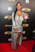 """ATLANTA, GA - JANUARY 09: Kenya Moore attends """"Growing Up Hip Hop Atlanta"""" season 2 premiere party at Woodruff Arts Center on January 9, 2018 in Atlanta, Georgia. (Photo by Paras Griffin/Getty Images for WEtv)"""