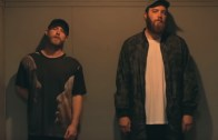 "(Video) Scuba & Griffin Ireland – ""SQUARE ONE"" @scubasnaxx @garfieldfluff"