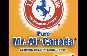 (Audio) Mr. Air Canada – Like A Slave
