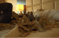 "(Video) Deebo Lotti Drops ""Pile of Money"" @Lotti_Maserati"
