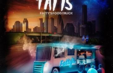 "(Album) H-Town's Bigg Fatts Comes Through With New ""Fatty's Food Truck"" @Bigg_Fatts"