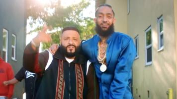 (Video) DJ Khaled – Higher ft. Nipsey Hussle, John Legend @djkhaled