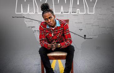 "(Album) Houston's Sir Spitta Drops New ""My Way"" @TBWSirSpitta"