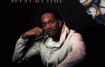 "(Audio) T.Savvy – ""Spent My Time"" @_t_savvy"