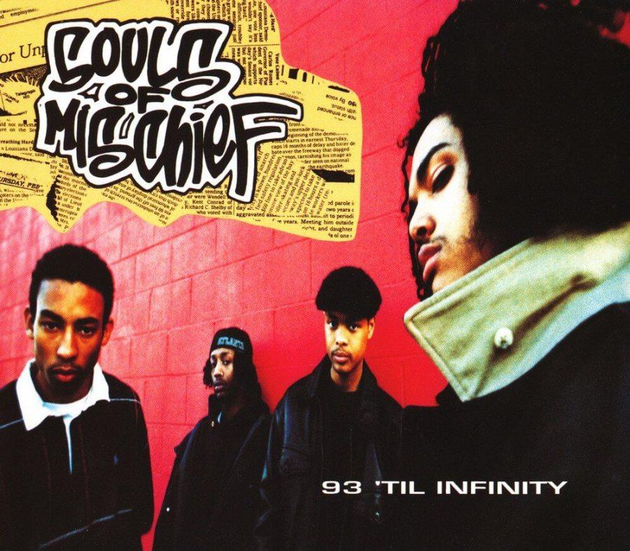 """Souls Of Mischief """"93 Til Infinity"""" (1993)"""