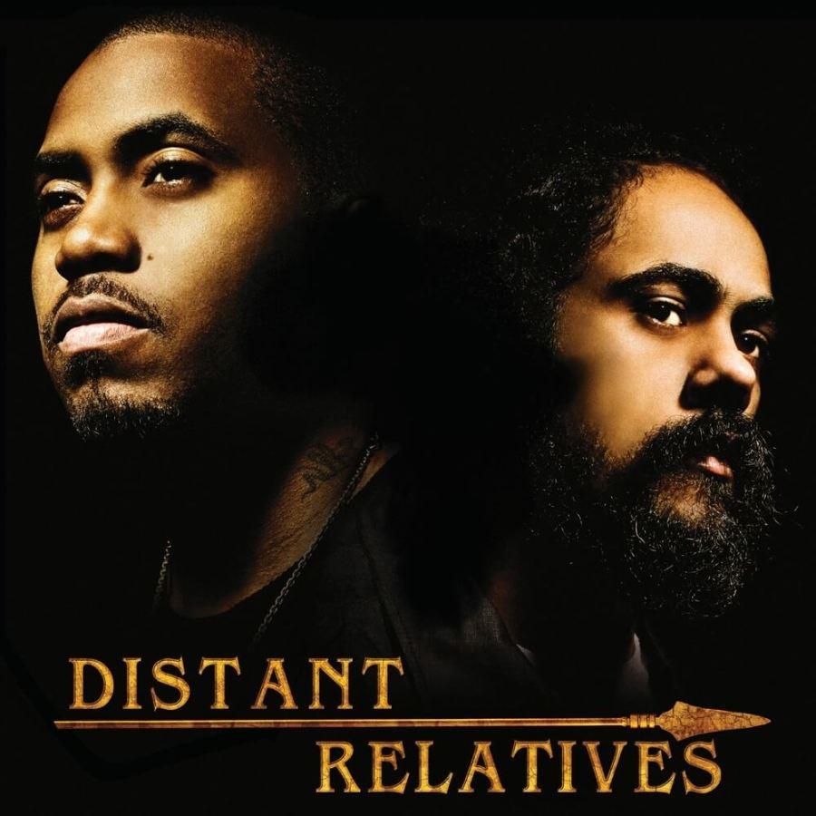 "Nas & Damian Marley ""Patience"" (2010)"