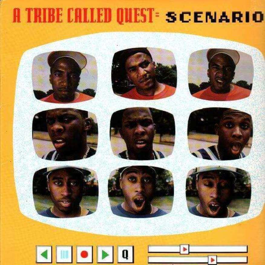 "A Tribe Called Quest ""Scenario"" (1991)"
