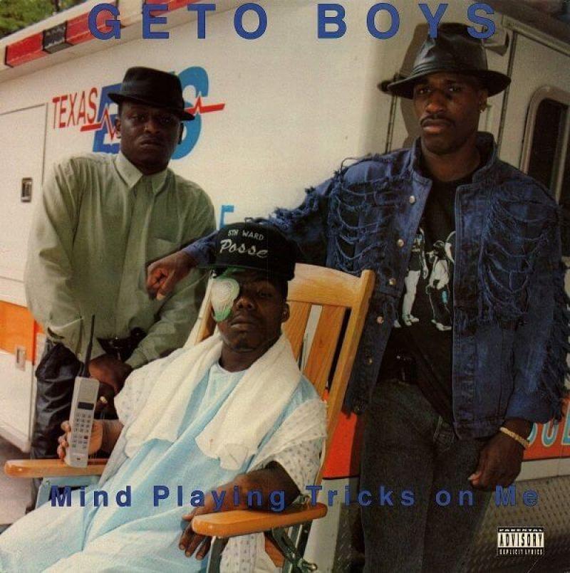 "Geto Boys ""Mind Playing Tricks On Me"" (1991)"