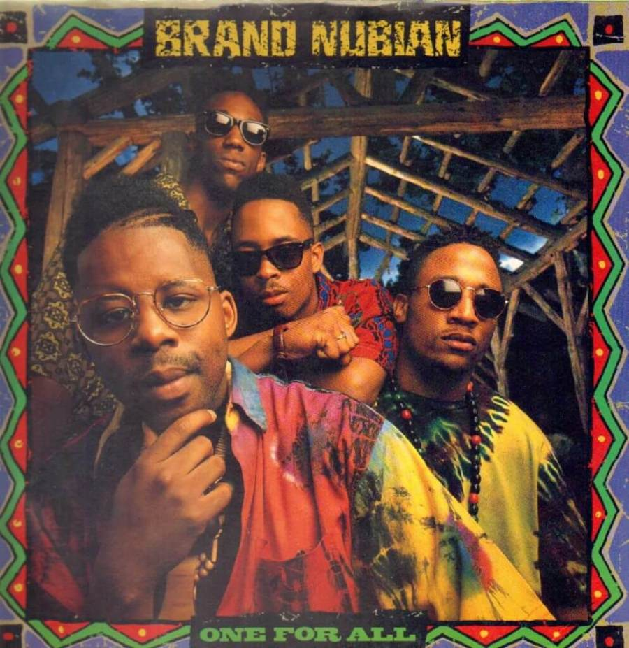 Brand Nubian - One For All (30th Anniversary Remastered)
