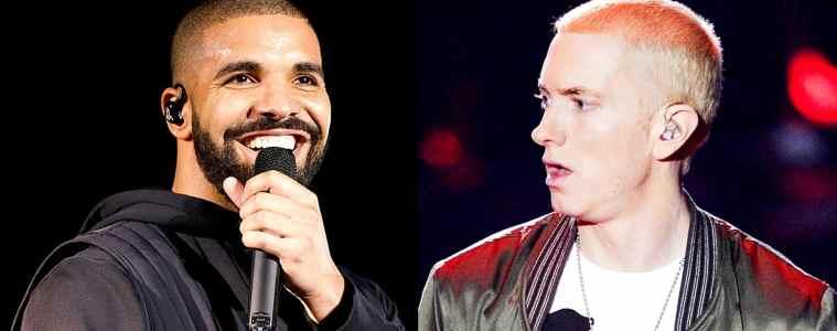 Drake pourrait bientôt battre un records appartenant à Eminem