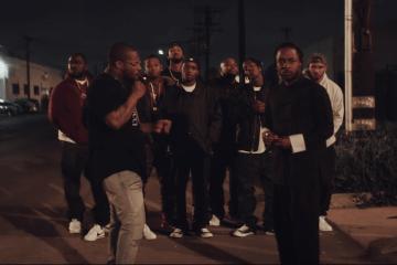 Damn, Kendrick Lamar est déjà de retour avec le clip de DNA