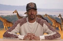 Le rappeur américain s'est illustré dans un nouveau domaine à l'occasion de son passage dans le talk-show de Jimmy Kimmel.