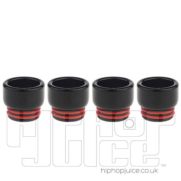 Black Glass 810 Drip Tip