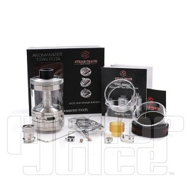 Steam Crave RDTA Replacement Glass / Conversion Kits