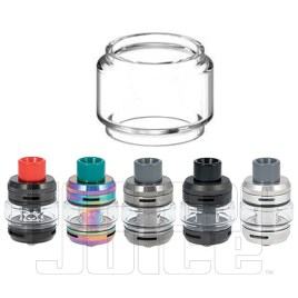 Hellvape Fat Rabbit Tank Replacement Bubble Glass