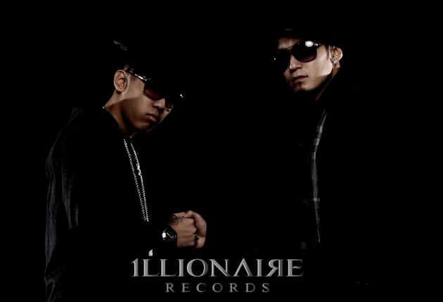 Illionaire Records' Dok2 and The Quiett