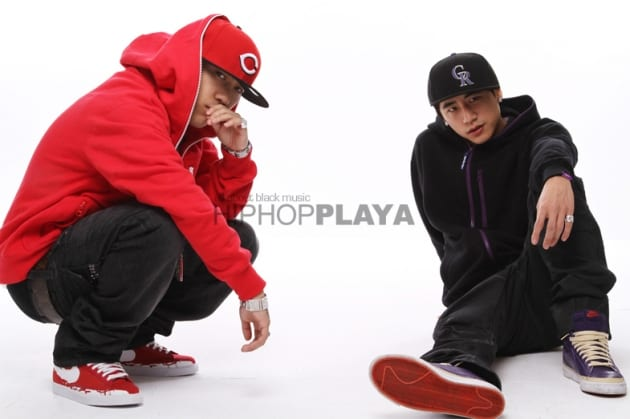 Dok2 & Double K (by Hiphopplaya)