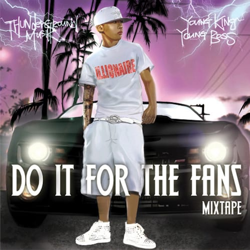 Dok2 - Do It For The Fans mixtape cover