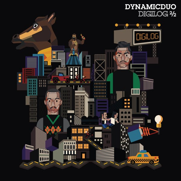 Dynamic Duo - Digilog 2/2 cover