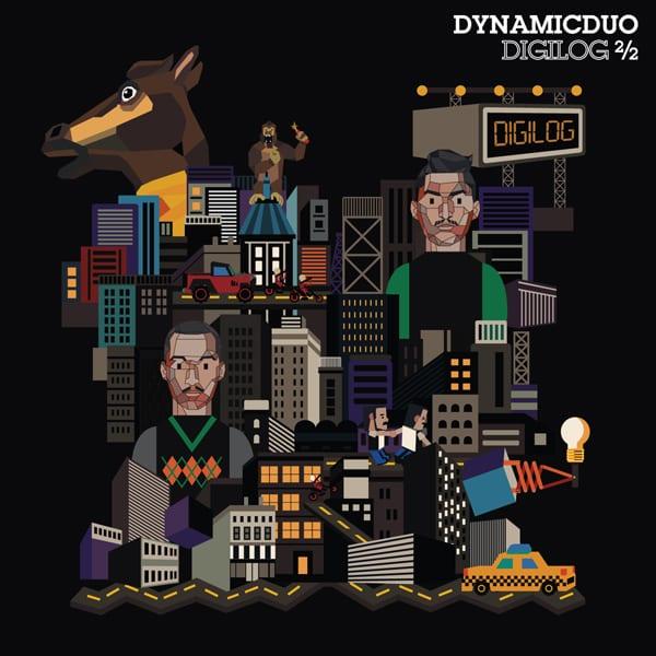 Dynamic Duo - Digilog 2/2 cover