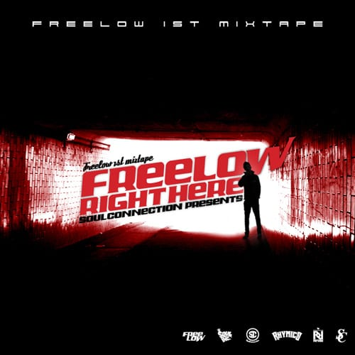 Freelow - Freelow Right Here mixtape cover