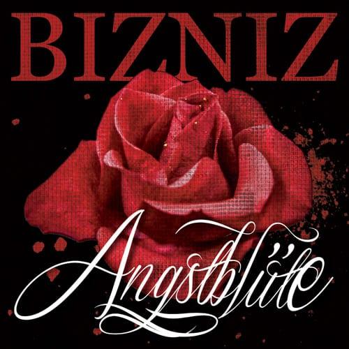Bizniz - Angstblüte album cover