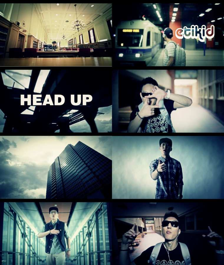 etikid - Head Up MV screenshots