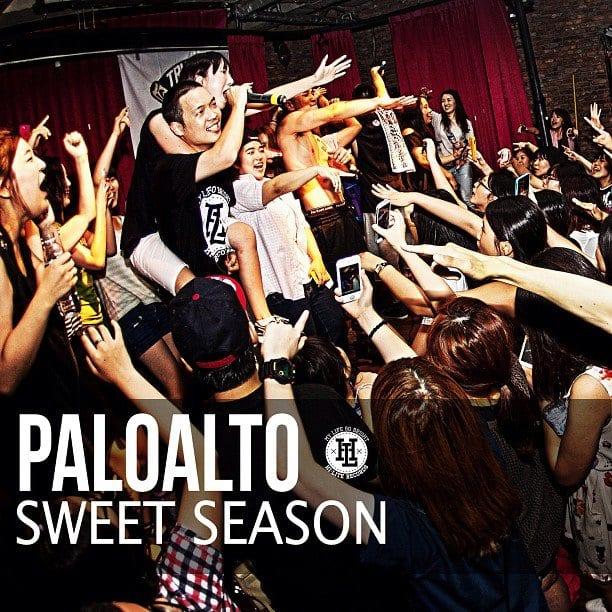 Paloalto - Sweet Season cover