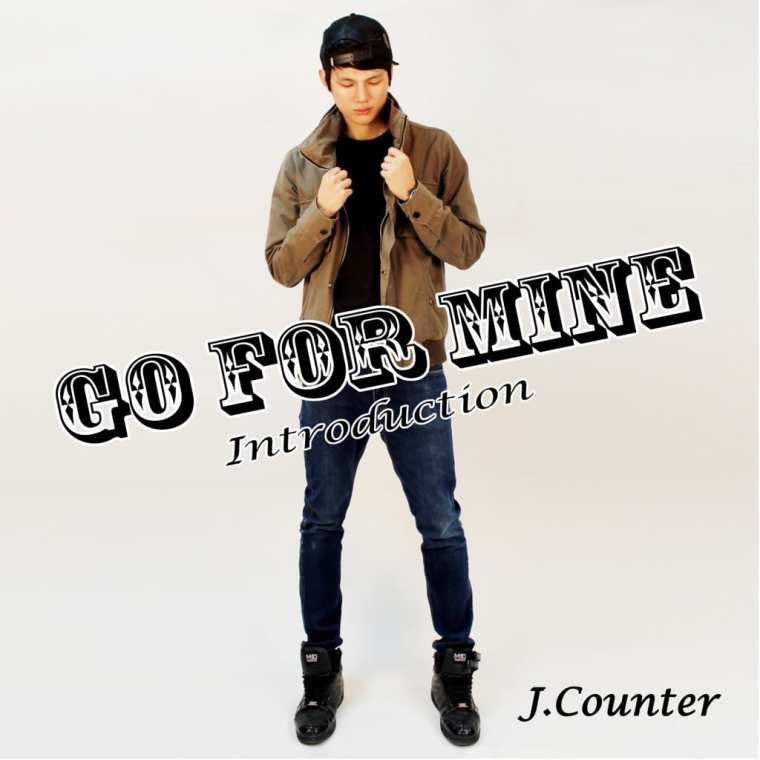 J.Counter - Go For Mine (Introduction) mixtape cover