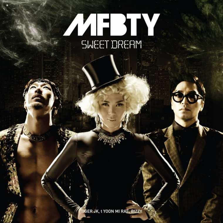 MFBTY - Sweet Dream cover