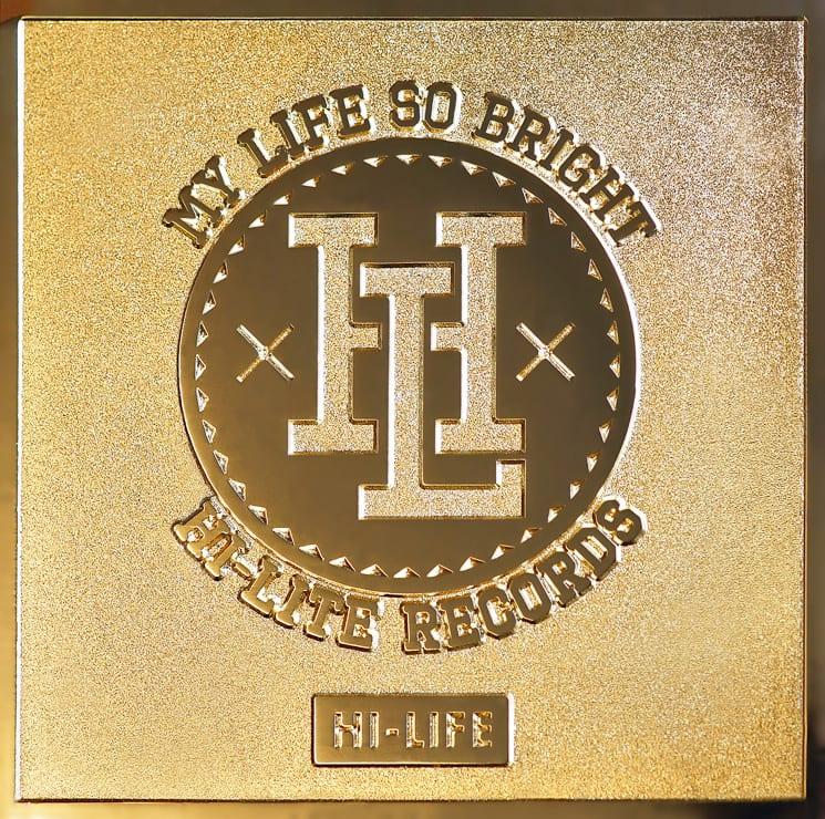 Hi-Lite Records - Hi-Life compilation album cover