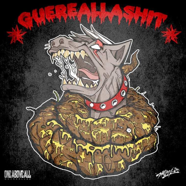 Guereallaz - Guereallashit mixtape cover