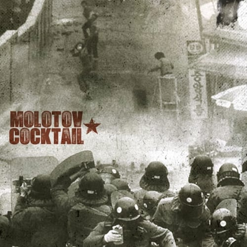 MOLOTOV - MOLOTOV COCKTAIL cover
