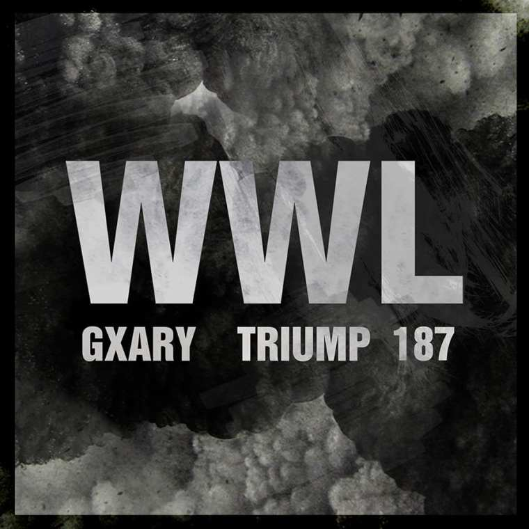 GXGARY - WWL (Western Wild Life) (Feat. Triump, 187) cover
