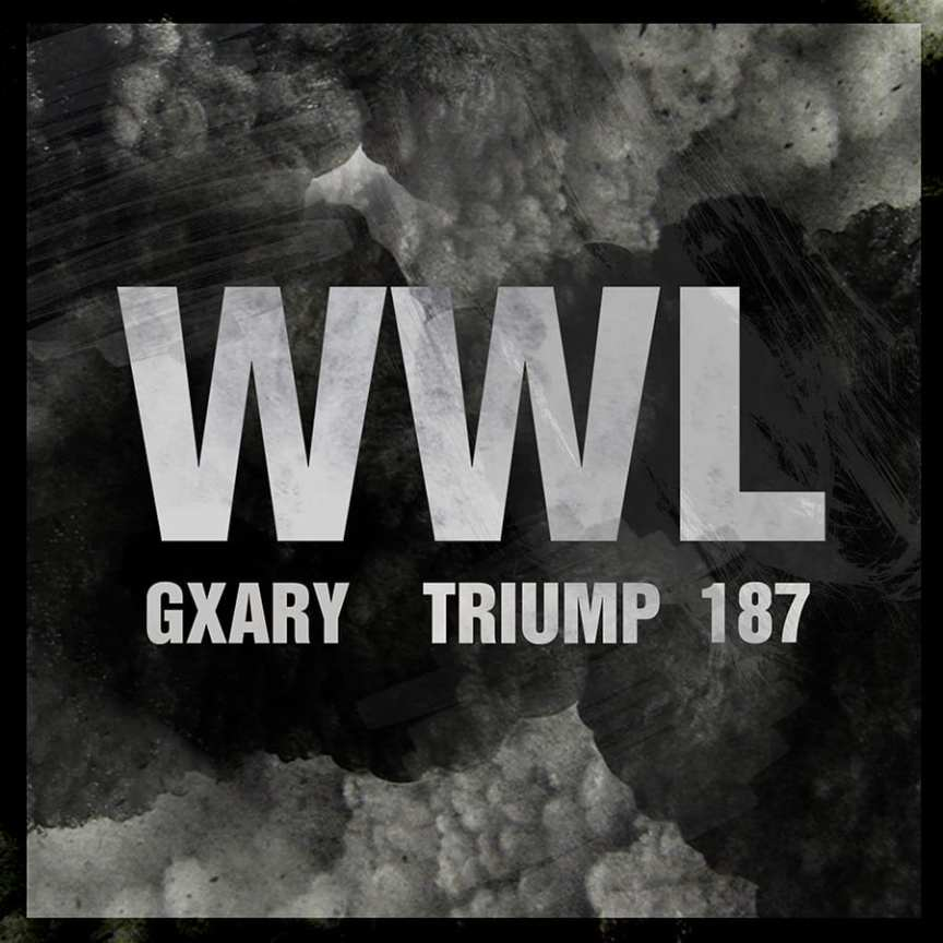 GXGARY - WWL (Western Wild Life) (Feat. Triump, 187) cover