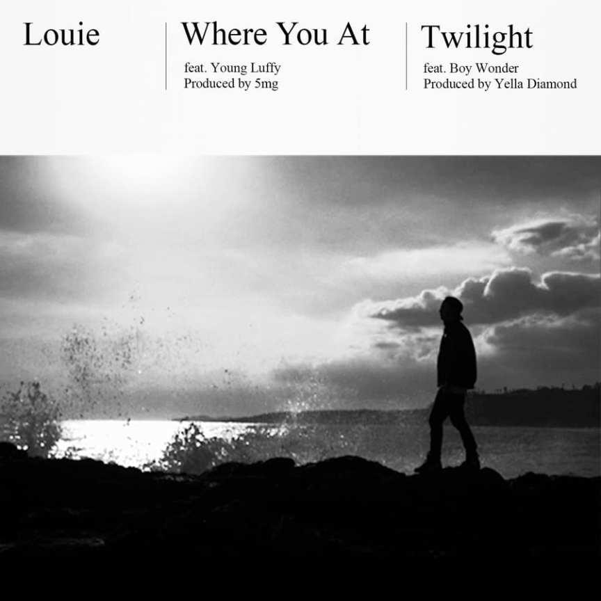 Louie - 靈感 (영감) (Inspiration) tracklist