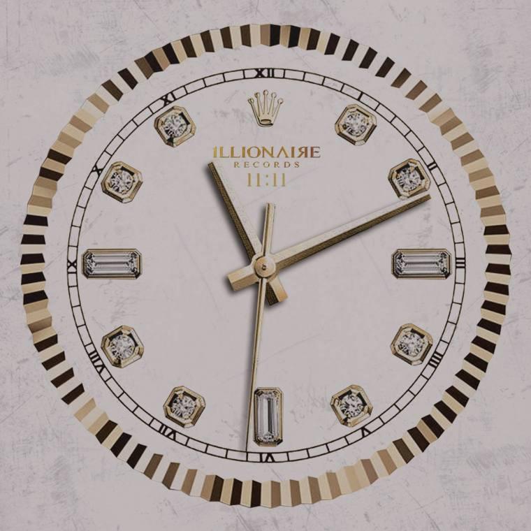 Illionaire Records - 11:11 single cover