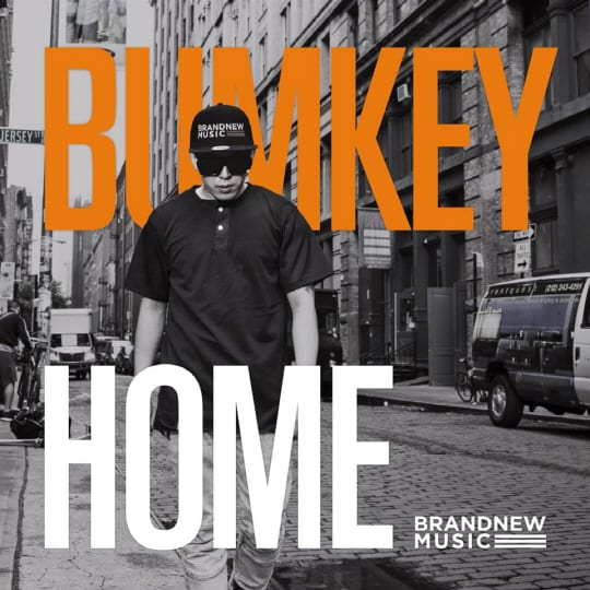 Bumkey - Home cover
