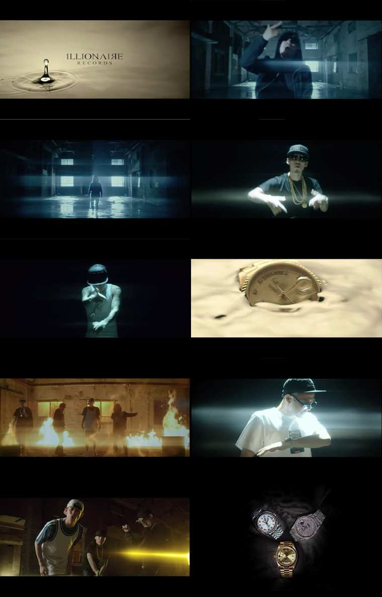 Illionaire Records - YGGR (Feat MC Meta) MV screenshots