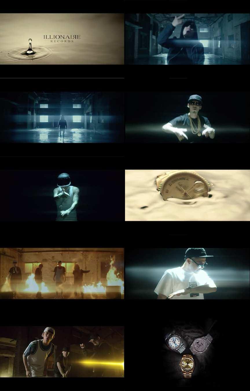 Illionaire Records - YGGR (Feat MC Meta) MV screenshots