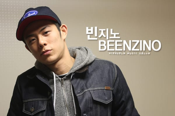 Beenzino for HiphopLE Music Salon