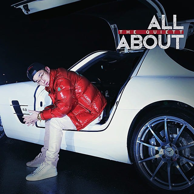 The Quiett - All About cover