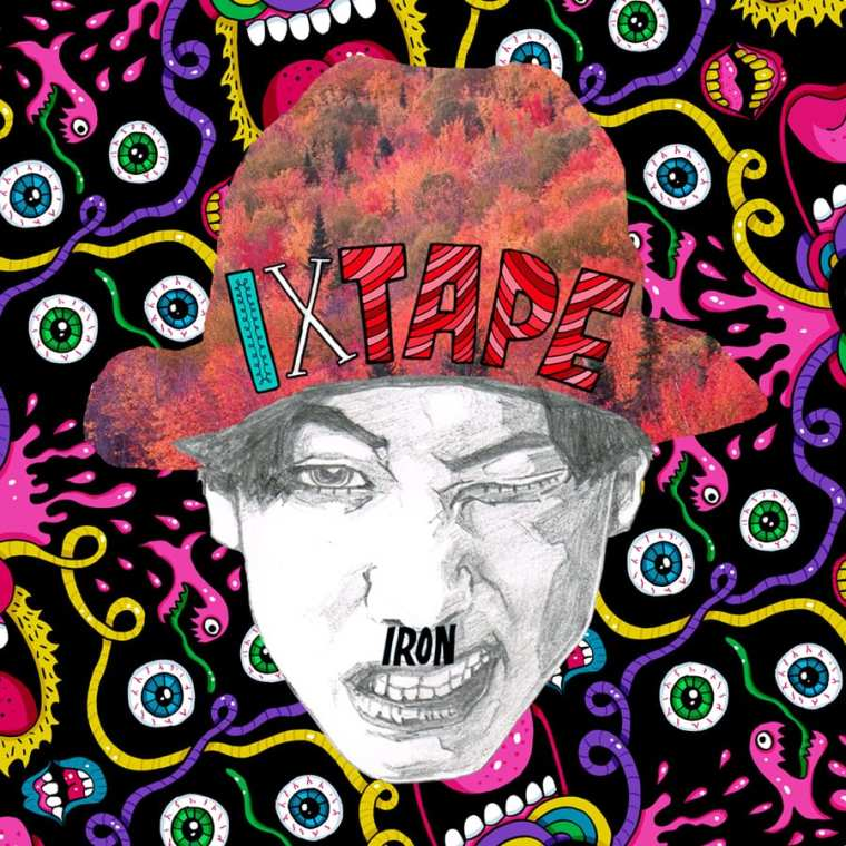 Iron - Ixtape cover