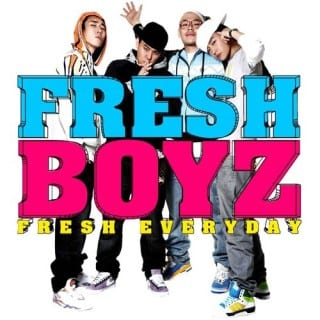 Fresh Boyz - Fresh Everyday (album cover)