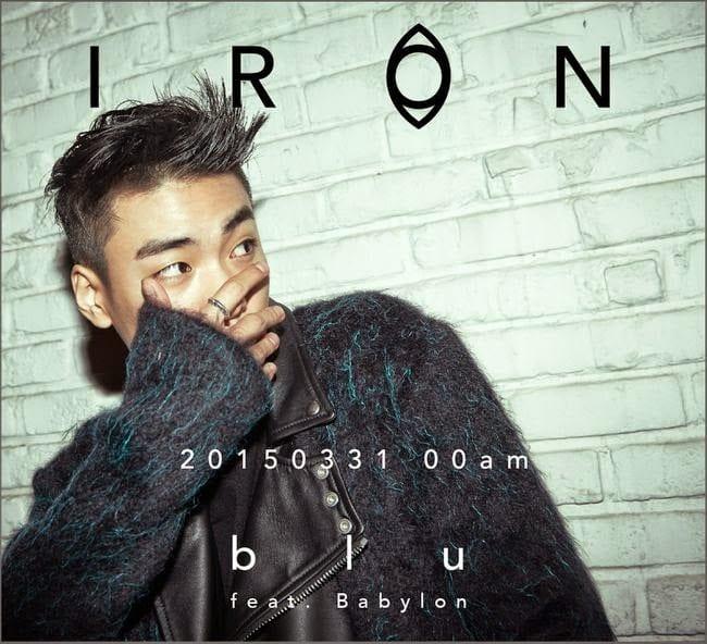 Iron - blu (Feat. Babylon) release date
