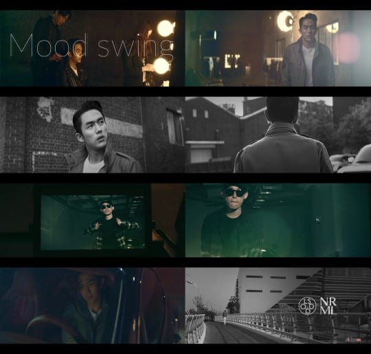 Lim Seoulong - Mood Swing (Feat. Black Nut) MV screenshots