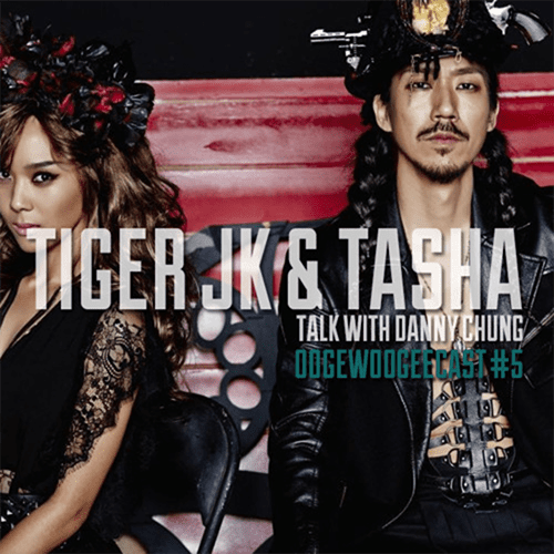 Tiger JK & Tasha talk with Danny Chung promo image